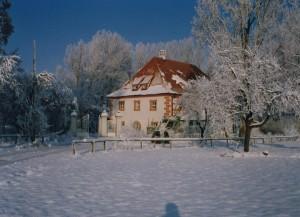 Franken Lempemmühle Mühlhausen
