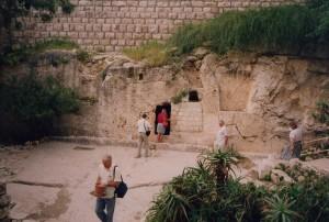 Israel-Gartengrab1