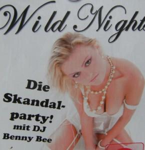 Skandal-Party