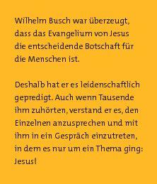 Wer war W.Busch