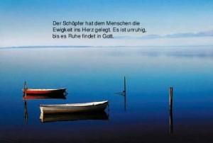 Gott Ist Gut Verlass Dich Auf Den Herrn Von Ganzem Herzen Spruche