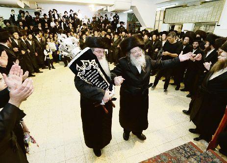 die gläubigen juden heißen